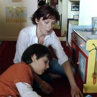 Jasna Nahirni son Nikola - functional autism
